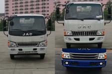 江淮牌HFC5043TPBP91K2C2V型平板运输车图片