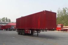 倪盛牌XSQ9402XXY型厢式运输半挂车图片