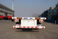 通华牌THT9404TDPA型低平板半挂车图片