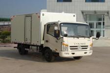 唐骏汽车国五单桥厢式运输车116-193马力5吨以下(ZB5040XXYJDD6V)