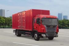 江淮格尔发国五单桥厢式运输车156-299马力5-10吨(HFC5161XXYP3K1A47V)
