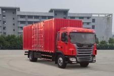 江淮格尔发国五单桥厢式运输车156-223马力5-10吨(HFC5161XXYP3K1A50S3V)