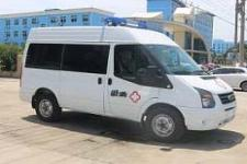江鈴新世代V348長軸高頂轉運型救護車廠家直銷價格最低