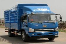 一汽解放轻卡国五单桥仓栅式运输车124-223马力5吨以下(CA5105CCYP40K2L4E5A84)