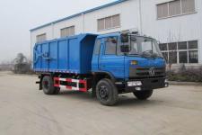 國五東風153壓縮式對接垃圾車廠家直銷 價格最低