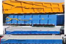 炎帝牌SZD5168ZDJE5型压缩式对接垃圾车图片