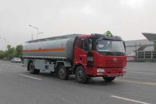 解放易燃液体罐式运输车厂家直销 价格最低