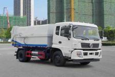 东风多利卡D9压缩式对接垃圾车厂家直销 价格最优惠