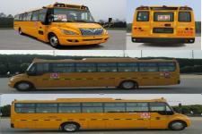 东风牌EQ6958STV2型小学生专用校车图片4