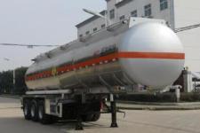 特运11米33.3吨3轴氧化性物品罐式运输半挂车(DTA9405GYW)