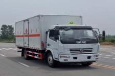 东风多利卡5米2爆破器材运输车厂家直销