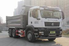 汕德卡牌ZZ3256N414SE1型自卸汽车图片