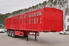 梁山宇翔12米33吨3轴仓栅式运输半挂车(YXM9400CCY)