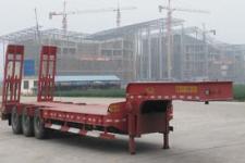 同强11米32.3吨低平板半挂车