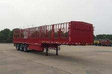 华骏13米33.2吨3轴仓栅式运输半挂车(ZCZ9401CCYHJG)