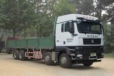 汕德卡国五前四后八货车340马力18605吨(ZZ1316N466WE1)