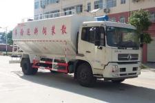 國五東風天錦12方散裝飼料運輸車廠家直銷 價格最低