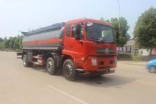 东风小三轴运油车 可做介质分仓 厂家直销 价格最低