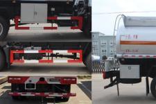 润知星牌SCS5181GRYEQWXP型易燃液体罐式运输车图片