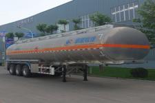 明航12.4米33.5噸3軸鋁合金運油半掛車(ZPS9401GYYE)