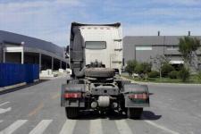 豪沃牌ZZ4257V324HE1WX型危险品牵引车图片