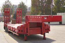 同强12米27吨低平板半挂车