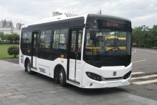 6.6米中國中車TEG6660BEV02純電動城市客車