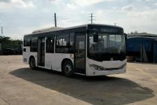 8.5米中国中车纯电动城市客车