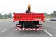 伴君长兴牌AAA5250JSQHN5型随车起重运输车图片