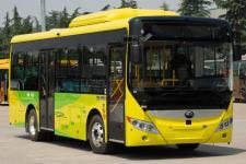 8.1米 14-29座宇通纯电动城市客车(ZK6815BEVG13)