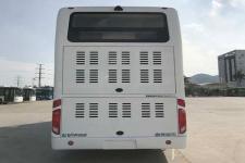 金龙牌XMQ6112SGBEVM型纯电动双层城市客车图片4