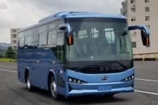 比亚迪牌BYD6811HZEV型纯电动城市客车图片