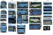 比亚迪牌BYD6811HZEV型纯电动城市客车图片2