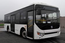 远程牌DNC6850BEVG1A型纯电动城市客车图片