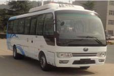 8米 24-33座宇通纯电动客车(ZK6809BEVQZ12B1)