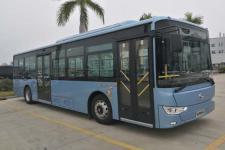 10.5米|19-40座金龙纯电动城市客车(XMQ6106AGBEVL27)