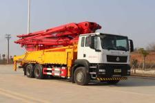 华专一牌EHY5350THBZ型混凝土泵车