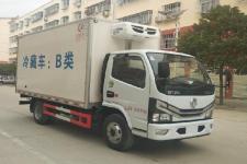 东风多利卡国六4米2冷藏车价格