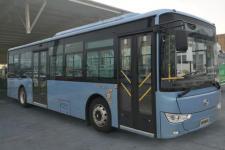 10.5米|19-40座金龙纯电动城市客车(XMQ6106AGBEVL30)