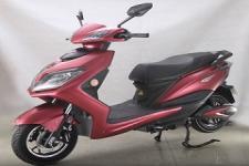 立马LM1000DQT-7型电动两轮轻便摩托车