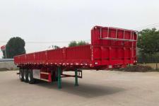 骏途达12米32.1吨3轴自卸半挂车(JTV9400ZC)