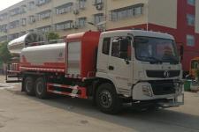 國六東風后八輪20方多功能抑塵車(選裝50-120米霧炮)