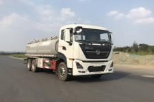 东风牌DFH5260GPGDX型普通液体运输车图片