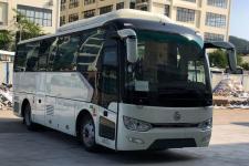 8.2米金旅纯电动城市客车