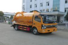 東風國六8方吸污車價格18872987766