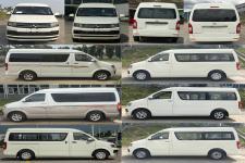 金龙牌XMQ6535BEG61型轻型客车图片2