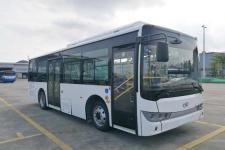8.5米|15-30座金龙纯电动城市客车(XMQ6850AGBEVL22)