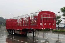 辉途骏牌YHH9400CCYE型仓栅式运输半挂车图片