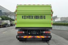 中联牌ZBH5182ZDJCAE6型压缩式对接垃圾车图片