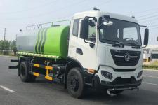 丰霸牌STD5180GPSDFVNG6型绿化喷洒车图片